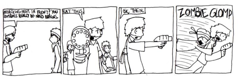Humans vs Zombies Part 5